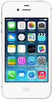 Apple iPhone 4S White 8GB in Excellent Condition (Bell/Virgin)