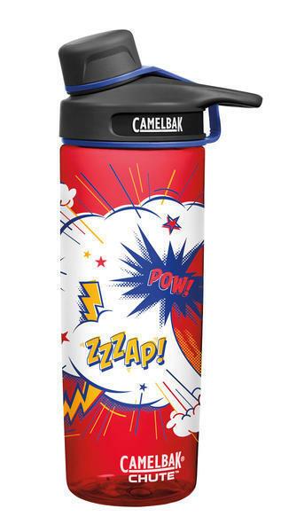 CamelBak Chute Gym Biking Hiking Water Bottle ZZZAP 0.6 Lite