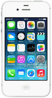 Apple iPhone 4S White 16GB in Excellent Condition (Bell/Virgin)