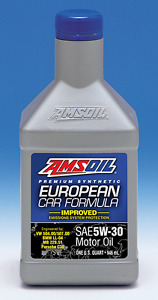 Amsoil Euro Blend - 5W-30 - We Have It