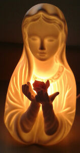 Blessed Virgin Mary Madonna Night Light