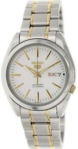 Seiko 5 Automatic 21 Jewels SNKL47 SNKL47K1 SNKL47K Mens Watch