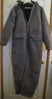 Action West Saskatoon insulated work coveralls, Size – Large