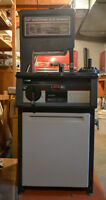 """ELECTRONIC BAND SAW 12"""" CABINETMAKERS SERIES SEARS CRAFTSMAN"""