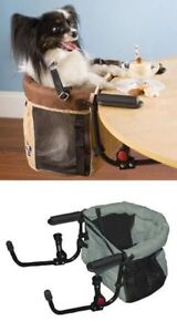 Pet Gear Clip-On High Chair - Chaise haute de table pour chien