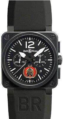 BR-03-94-TORNADO | BELL & ROSS AVIATION | BRAND NEW & AUTHENTIC MENS WATCH