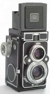 Zeiss Ikon Ikoflex Favorit medium format camera