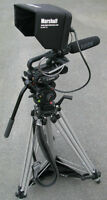 Canon XA10 Full HD Pro Camcorder and HIgh end accsssories