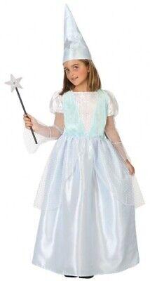 Mädchen Fee Patin Gut Hexe Büchertag Halloween Kostüm Kleid Outfit