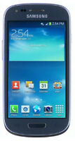 BRAND NEW UNLOCK SAMSUNG GALAXY S3 MINI-ANY PROVIDER/WORLD PHONE
