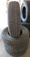 Used Winter Tires - 14, 15, 16 and 17 inch *TIRES ONLY*