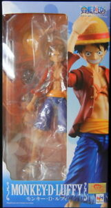 MegaHouse Variable Action Heroes / One Piece 【 Monkey D. Luffy 】