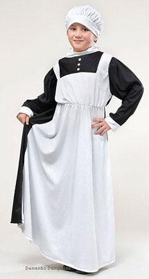 Mädchen Florence Nightingale Viktorianisch Edwardianisch Krankenschwester