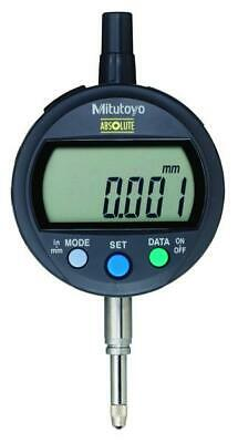 Mitutoyo 543-390b Digimatic Indicator Id-c 0-12.7mm Range 0.001mm Resolution