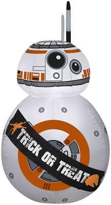 3.5ft. Gemmy Airblown BB-8 Star Wars Halloween Inflatable