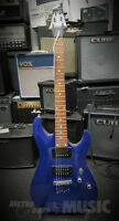 Schecter Omen-6 Active Electric Guitar in Blue