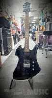 B C Rich Mockingbird P7 Series Seven Strings Electric Guitar