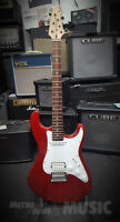 Dean Playmate Avalanche Metallic Red Electric Guitar