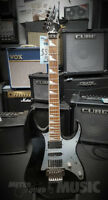 Ibanez RG350EX RG Series Electric Guitar in Black