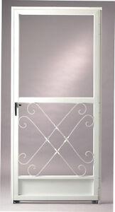 Supply and Install Screen Door