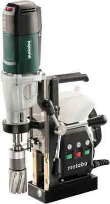 Metabo 34 Chuck 2 Travel Portable Magnetic Drill Press 250-450 Rpm 12 A...