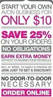 Join my team today for AVON
