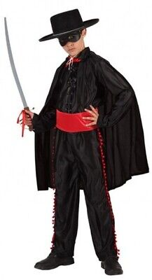 Boys Spanish Bandit Hero Carnival Halloween Book Day Fancy Dress Costume Outfit](Boys Spanish Costume)