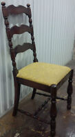 * Quality Solid Wood Dining Chair *