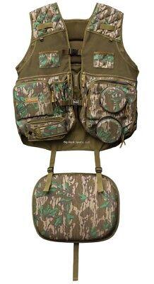 - New Primos Gobbler Hunting Vest Gen 2, Molded Call Pockets M/L 65711