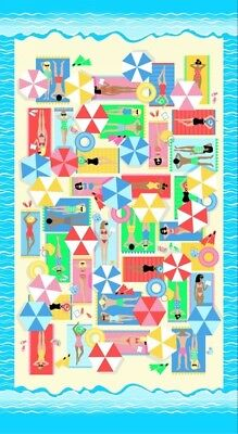 Just Beachy Quilt Fabric 24