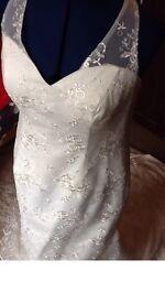 Wedding Dress size 14/16