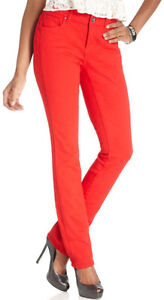 DKNY red skinny jeans - Size 12P
