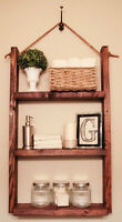 **OPEN HOUSE** Reclaimed Quality Wood Home Decor
