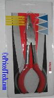 """ePricedTech.com New 11"""" Long nose pliers/Pinces Tete Longue"""
