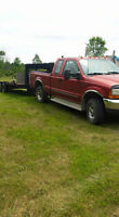 1999 Ford F-250 Pickup Truck certified