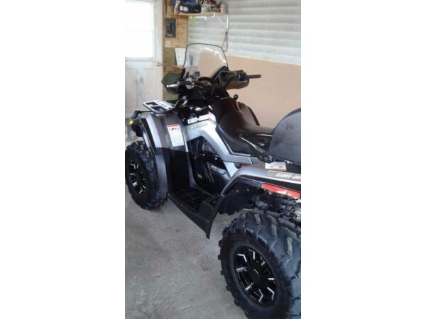 Used 2011 BRP Can-am xtp