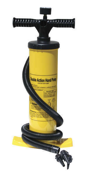 NEW Advanced Elements Double Action Hand Pump With Gauge AE2