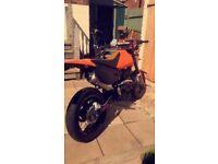 125cc Pulse Adrenaline