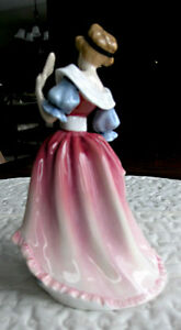 Royal Doulton Figurine Of The Year Amy HN 3316 Kitchener / Waterloo Kitchener Area image 6