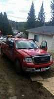 2004 Ford F-150 Camionnette 4x4