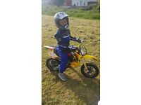 Motorbike 49cc