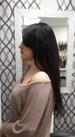 FUSION*MICRO LINK*TAPE IN*WEAVE EXTENSION LOW PRICE APPLICATION