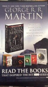 Game of Thrones, 5 paperback set
