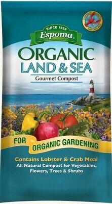 Espoma 1 Cubic-foot Organic Land & Sea Gourmet Compost