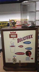 Machine à café 10¢