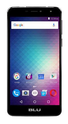 Blu Studio Xl 2   6 0  4G Lte Gsm Unlocked Smartphone  Black