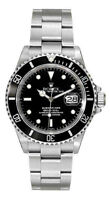Rolex Submariner Black Face for Sale!