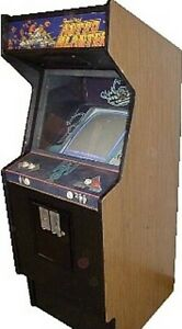 LOOKING FOR CLASSIC ARCADE VIDEO GAMES -Descriptions in Ad