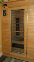 SAUNA INFRAROUGE IRONMAN A VENDRE