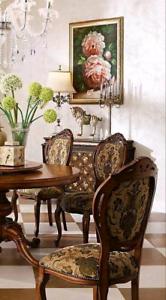 High Quality Luxury Lebetter Dining Set (Retail $8900) Brisbane City Brisbane North West Preview
